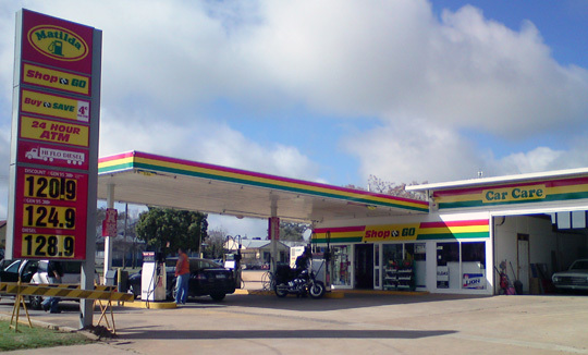 Matilda Fuel Station 2