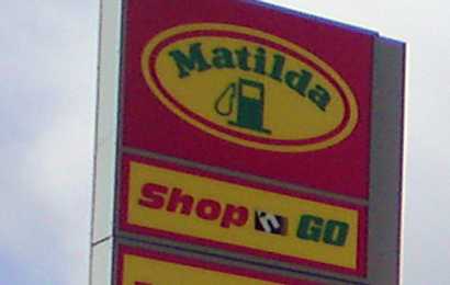 Matilda Fuel Station Fit out